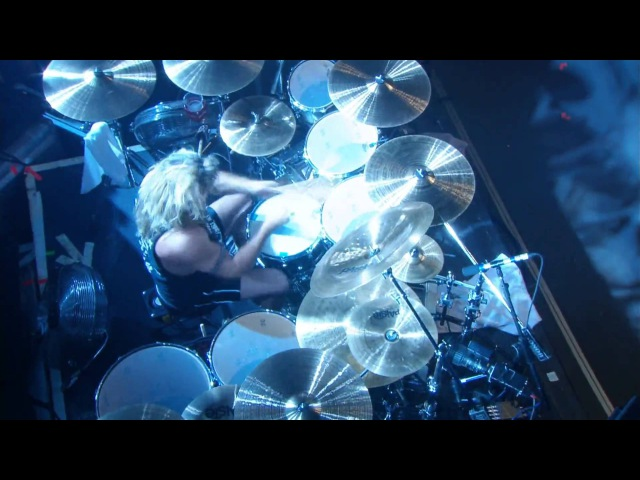 Motörhead - Sacrifice Drum Solo Live Full-HD