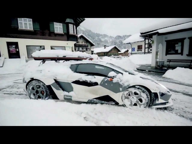 DMC Jon Olsson Gallardo Snow Transporter
