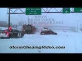 12112010 Minneapolis St Paul MN Metro area blizzard