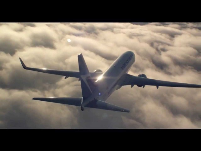 The Wonderful World of Flying (HD) - Wolfe Air Reel by 3DF