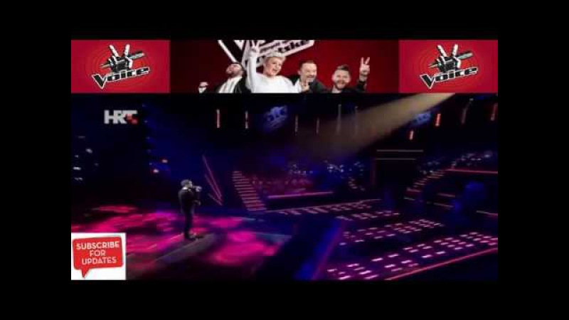 Jure Još i danas zamiriše trešnja The Voice of Croatia 2015 Season1 Live3