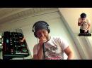 Rock me Amadeus (Boss RC 505) livelooped in London, by Georg Viktor Emmanuel
