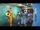 «Манчестер Сити» - «Астон Вилла» 3:2.  Камера в туннеле.