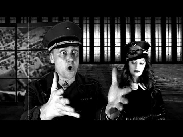 DIE KRUPPS - Nazis Auf Speed (Official Music Video) [HD]