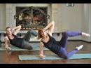 Тренировка пилатес для укрепления кора Pilates Workout Core Strengthening Pilates Workout at Home Pilates Ab Workout