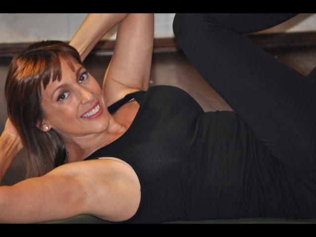 Пилатес для пресса и кора. Pilates Workout - Pilates for Abs - Pilates for Core