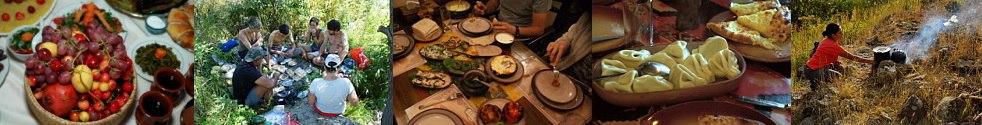 Армения пища