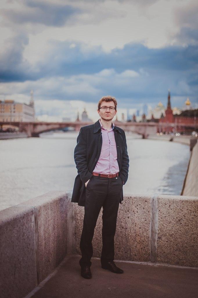 Павел Домрачев, Москва - фото №3