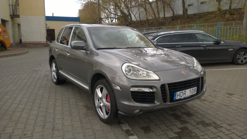 porsche cayenne turbo 2007 pdcc vente voitures. Black Bedroom Furniture Sets. Home Design Ideas