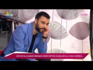 Oryantal Didem Müthiş Performans - Her Şey Dahil Show Tv