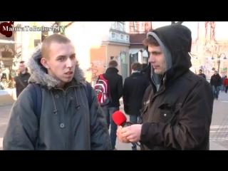 JĘZYK NIEMIECKI (Польский видеоблог – Матура То Бздура)