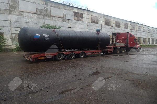 Резервуары СУГ 2400-1,6-50-П1