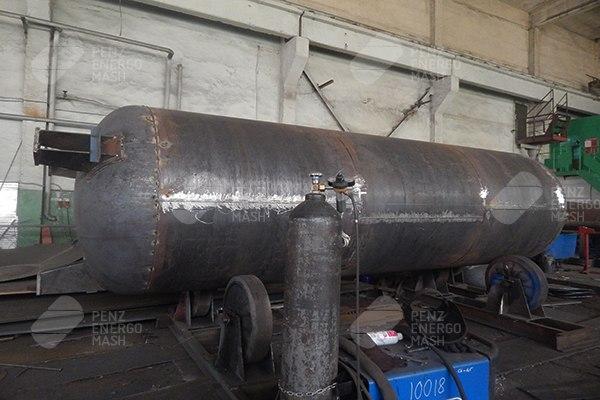 Производство воздухосборников В10-0,6-09Г2С-УХЛ1