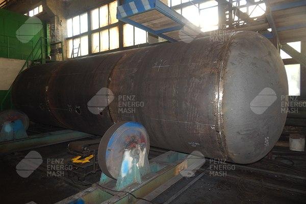 Производство воздухосборников В6,3-1,0-09Г2С-УХЛ1