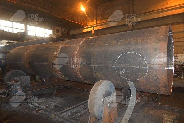 Производство воздухосборников В10-1,0-09Г2С-УХЛ1