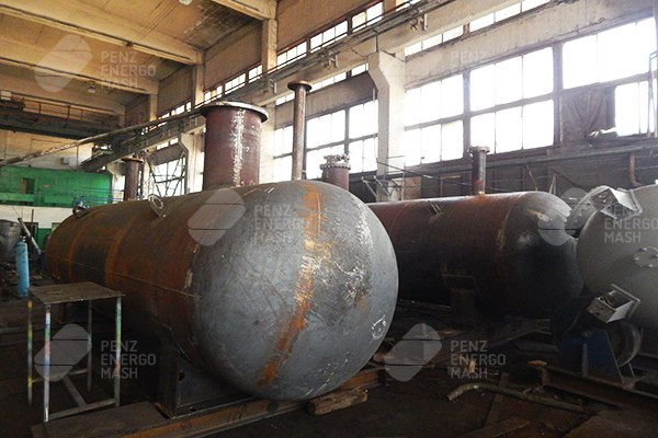 Резервуары СУГ1600-1,6-10-П1