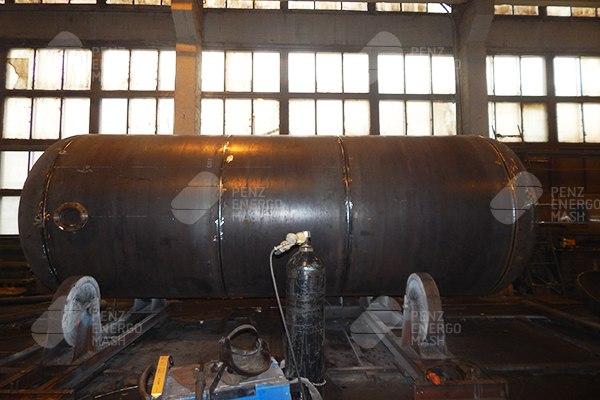 Производство воздухосборников В-16