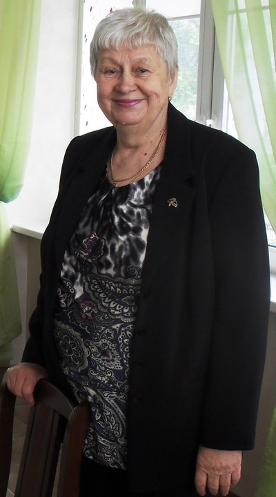 Валентина Ипатова
