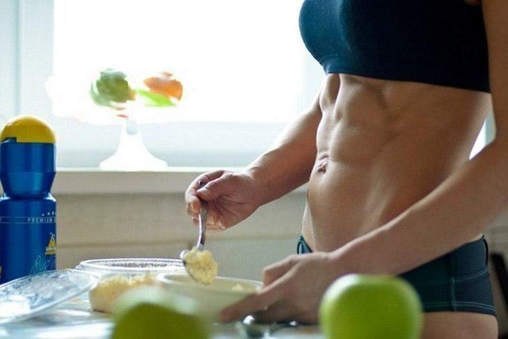 как правильно питаться перед тренировкой