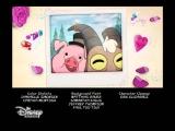 Козёл и свинья