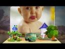 Слайд-шоу 3D альбом Тачки для Вашего малыша