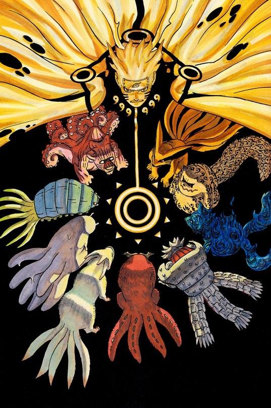 Купить постеры Naruto