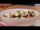 Легкий диетический цитрусовый салат с курицей. Trader Joe's Citrus Chicken Salad Hack   Lighten Up