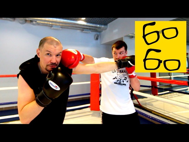 Передвижения в боксе и работа на ногах, челнок, сайд-степ, уходы — уроки бокса Николая Талалакина
