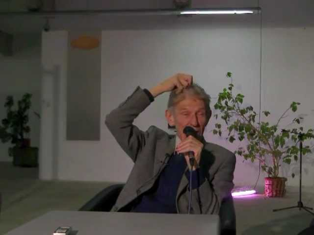 Лекция о творчестве Сокурова. Аверин, Петербург
