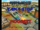 HIGHLIGHTS: Can`t Stop - NooBest   StarSeries Season I   05.08.14