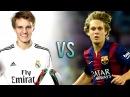 Martin Ødegaard vs Alen Halilović Pure Talent's Battle 2015 HD