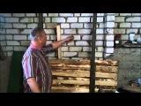Утеплитель из опилок и цемента (Undersuit made from sawdust and cement)