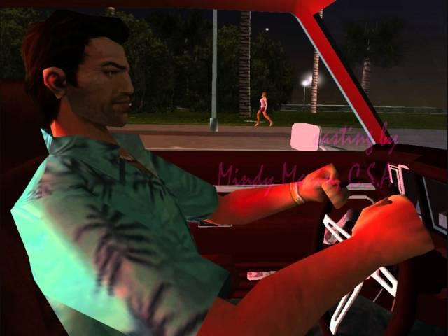 Intro in Grand Theft Auto: Vice City