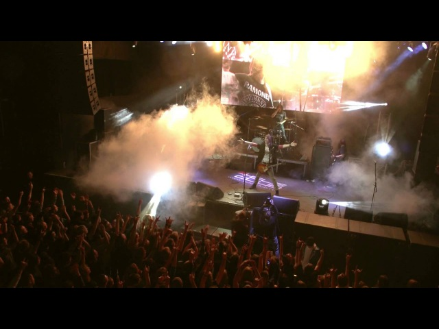 Scream Inc Fade to black Metallica cover live Ekb