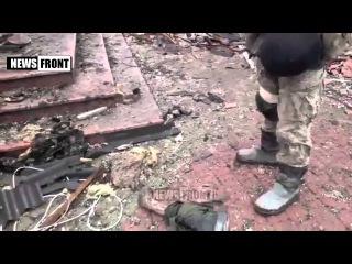 18+ Последствия штурма Углегорска. 04.02.2015