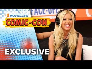 Comic-Con (2015): Whisper Game - Tara Reid & Cassie Scerbo HD