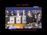 Евродепутаты обсуждая в Страсбурге события на Украине