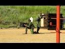 Практическая стрельба в 22-й бригаде спецназа