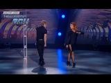 Дмитрий Щебет и Яна Заец - Джаз-фанк - Третий прямой эфир - Танцуют все 6 - 13.12.2013
