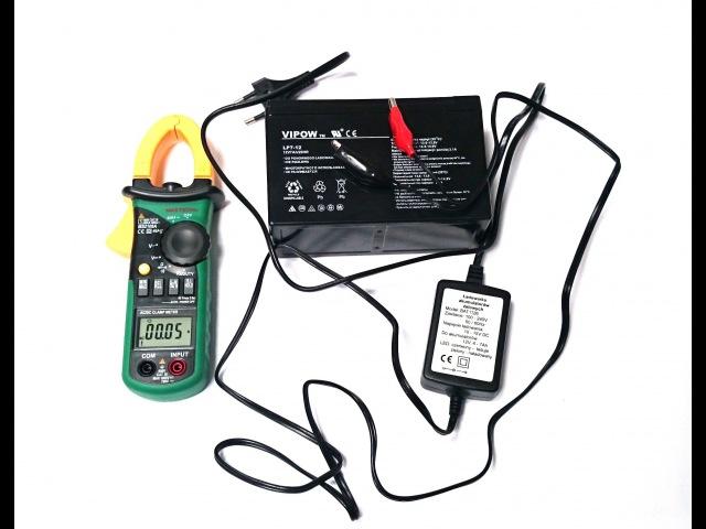 Как проверить зарядный ток и напряжение аккумулятора: полезное видео от Electronoff