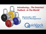 The Smartest, Most Durable Padlock - IN THE WORLD!