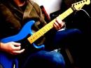 Iron Maiden - Seventh Son Of a Seventh Son - guitar cover Rado