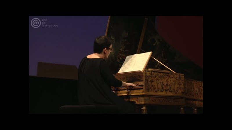 Bach: Complete works for harpsichord on historical instruments | Blandine Rannou