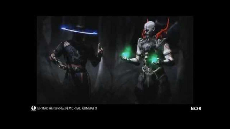 Mortal Kombat X Kung Lao {Tempest} Vs Quan Chi {Summoner} Gameplay MKX