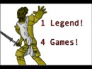 Four Games One Legend, Giantdad PvP across the Souls Series