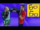 Школа бокса для новичков с Русланом Акумовым упражнения на координацию нырки уклоны сайд степы