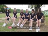 150729 GFRIEND MV Story Pt.2 @ KBS Stardust