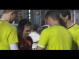 Автографы и неожиданный визит во время тренировки (11.11.15) | vk.com/dfb_ru
