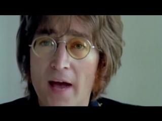 John Lennon — «Imagine» в цвете. Джон Леннон — Представь себе... HD 720