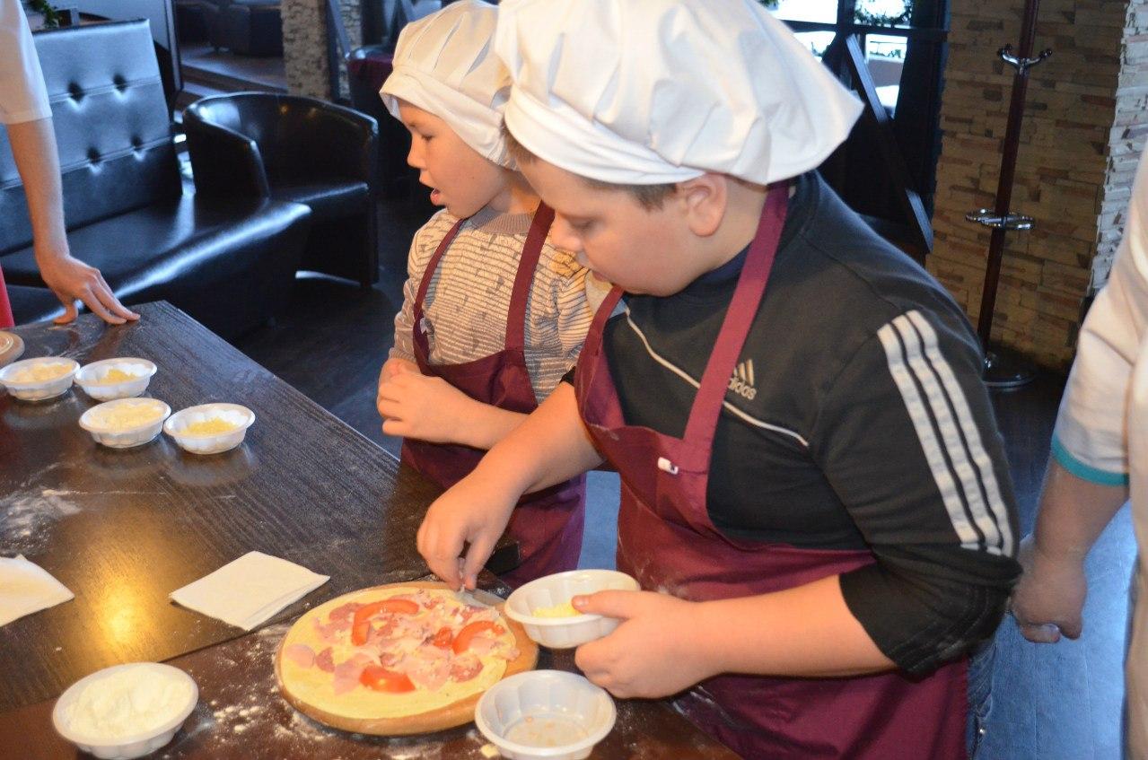 Печем вместе с детьми рецепты